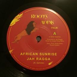 Jah Ragga – African...
