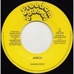 "Ranking Dread – Africa (7""..."