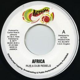 Rub A Dub Rebels – Africa...