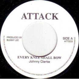 Johnny Clarke – Every Knee...