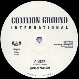 Junior Murvin – Guitar /...