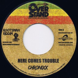 Chronixx ‎– Here Comes...