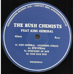 The Bush Chemists Feat King...
