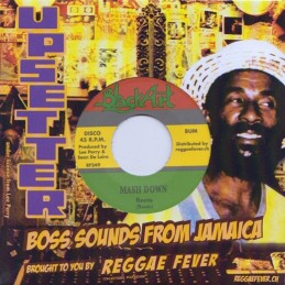 Roots ‎– Mash Down / Soljah...