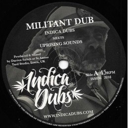 Indica Dubs meets Uprising...