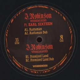 J. Robinson, Earl Sixteen...