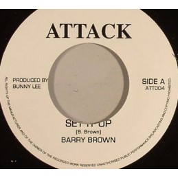 Barry Brown – Set It Up /...