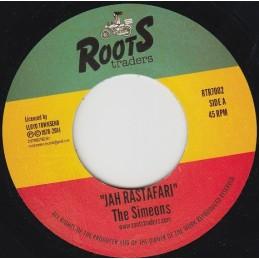 The Simeons - Jah Rastafari...