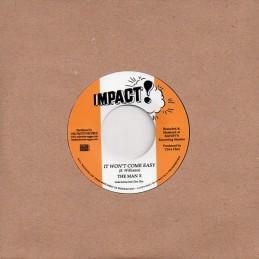 The Man X & The Wailers –...