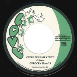 Gregory Isaacs - Never Be...