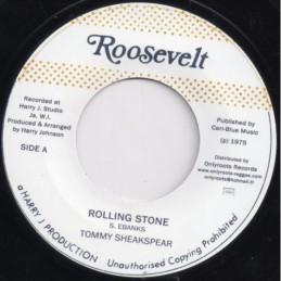 Tommy Sheakspear – Rolling...