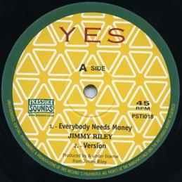 Jimmy Riley – Everybody...