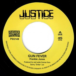 Frankie Jones – Gun Fever...