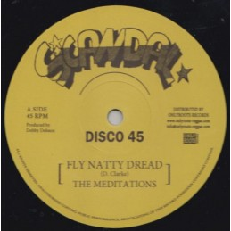 The Meditations ‎– Fly...