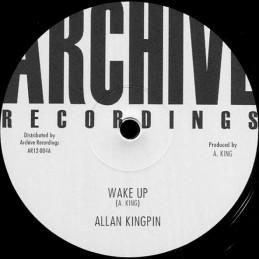 Allan Kingpin, Aquizim –...