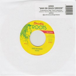 "Aisha - War On Crack (7""..."