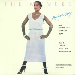 The Movers ‎– Kansas City...
