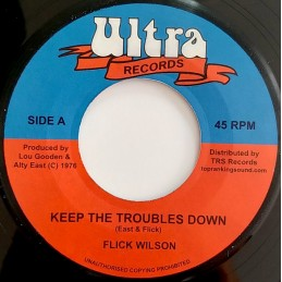 Flick Wilson ‎– Keep The...