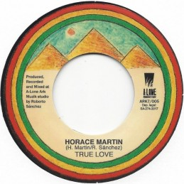 Horace Martin ‎– True Love...