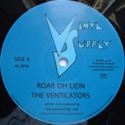 The Ventilators - Roar Oh...