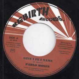 Pablo Moses – Give I Fi I...