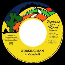 Al Campbell – Working Man...