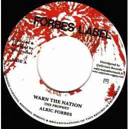 Alric Forbes - Warn The...