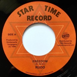"Rudo - Freedom (7"" Star..."