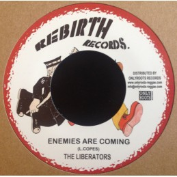 The Liberators ‎– Enemies...