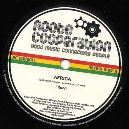 "I Kong ‎– Africa (7"" Roots..."