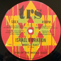 Israel Vibration ‎– Middle...