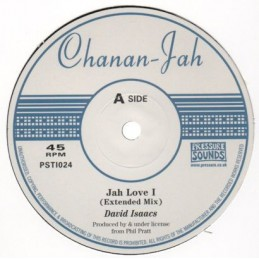 David Isaacs ‎– Jah Love I...