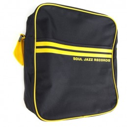 "12"" Bag Black and Yellow..."