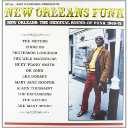 New Orleans Funk - The...