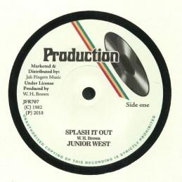 Junior WEST - Splash It Out...