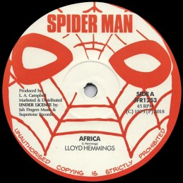Lloyd Hemmings ‎– Africa...
