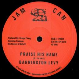 Barrington Levy – Praise...