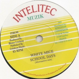 White Mice ‎– School Days...