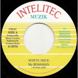 White Mice ‎– Mr Bossman...