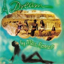 Max Romeo ‎– A Dream (LP...