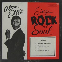Alton Ellis ‎– Sings Rock...