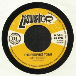 The Peeping Toms - Jam...
