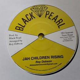 Roy Dobson ‎– Jah Children...