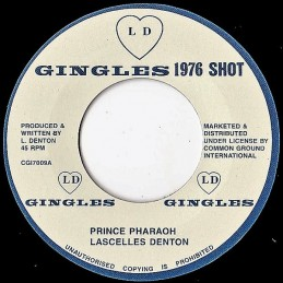 Lascelles Denton – Prince...