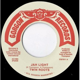 "Twin Roots ‎– Jah Light (7""..."
