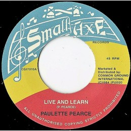 Paulette Pearce ‎– Live And...