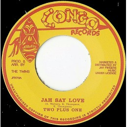 Two Plus One – Jah Say Love...