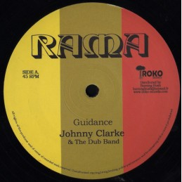 Johnny Clarke ‎– Guidance...