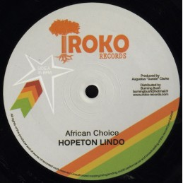 Hopeton Lindo – African...
