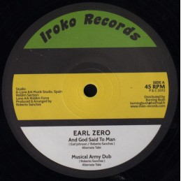 Earl Zero ‎– And God Said...
